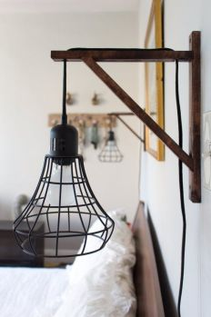 Hanging Industrial Lights