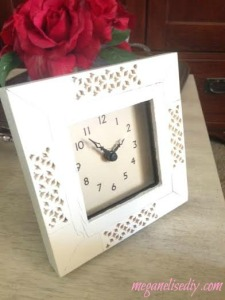 Spray Paint Clock 3